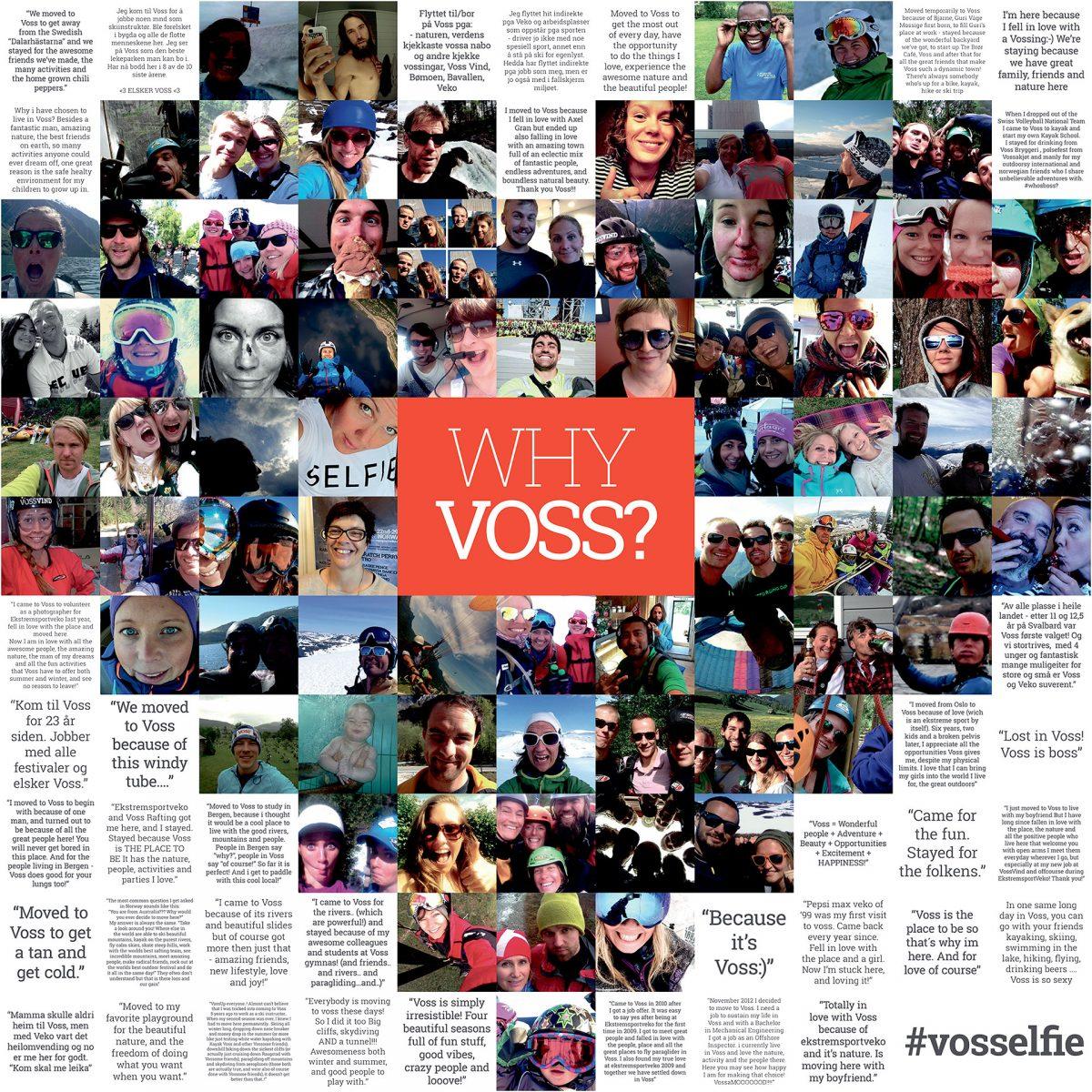 Lesarinnlegg: Voss – bygd av ekte ressursar
