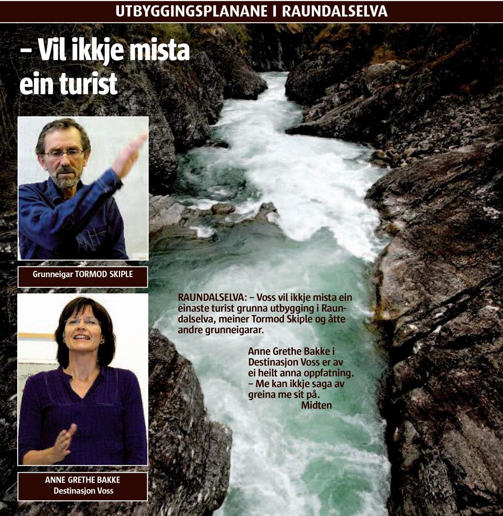 Hordaland: Som å saga av greina ein sit på