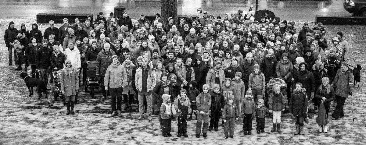 Lesarinnlegg: Lat oss jobba saman for Voss