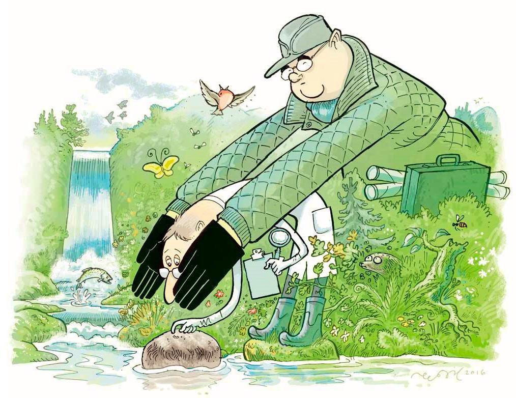 Natur & Miljø: Finner lite der det skal bygges